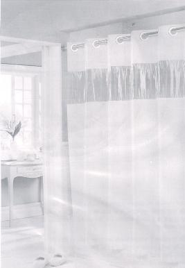 BrightNest | Scrub-A-Dub-Dub: Keep Your Shower Curtain Clean!