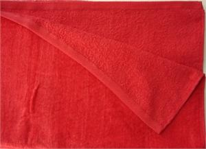 Wholesale Red Beach Towels In Bulk 30x60 Velour