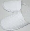 Spa Slippers WHITE LG img
