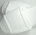 Spa Slippers White - Universal Size