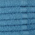 Wholesale Washcloths 12x12 Classic Blue