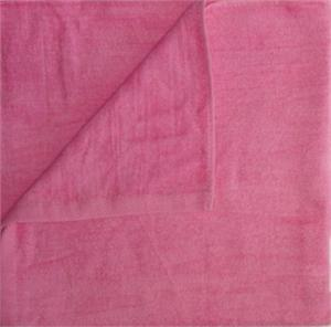 Wholesale Beach Towels - Pink Velour Beach Towels in Bulk