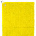Wholesale Golf Towels - Yellow Golf Towels Wholesale - Bulk Yellow Golf Towels