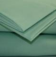 Wholesale Twin XL Fitted Sheets in Bulk - Green 39x80 3 Pack