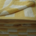 Beach Towel CABANA Yellow