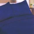 Wholesale Sheet Sets in Bulk Twin Navy Blue Microfiber