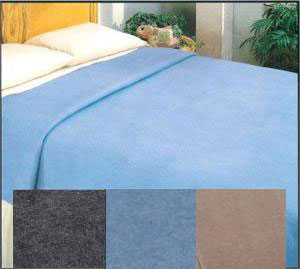 Wholesale Blanket in Bulk - Polyester Blanket Twin Assorted Colors