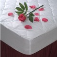 Wholesale Twin Mattress Pads Bulk 39x80x12 Fitted Quilted