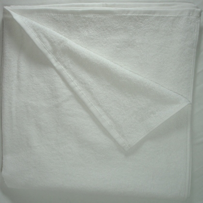SPA/Exercize Towels WHITE